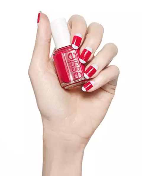 Paint your nails RED and go VOTE!