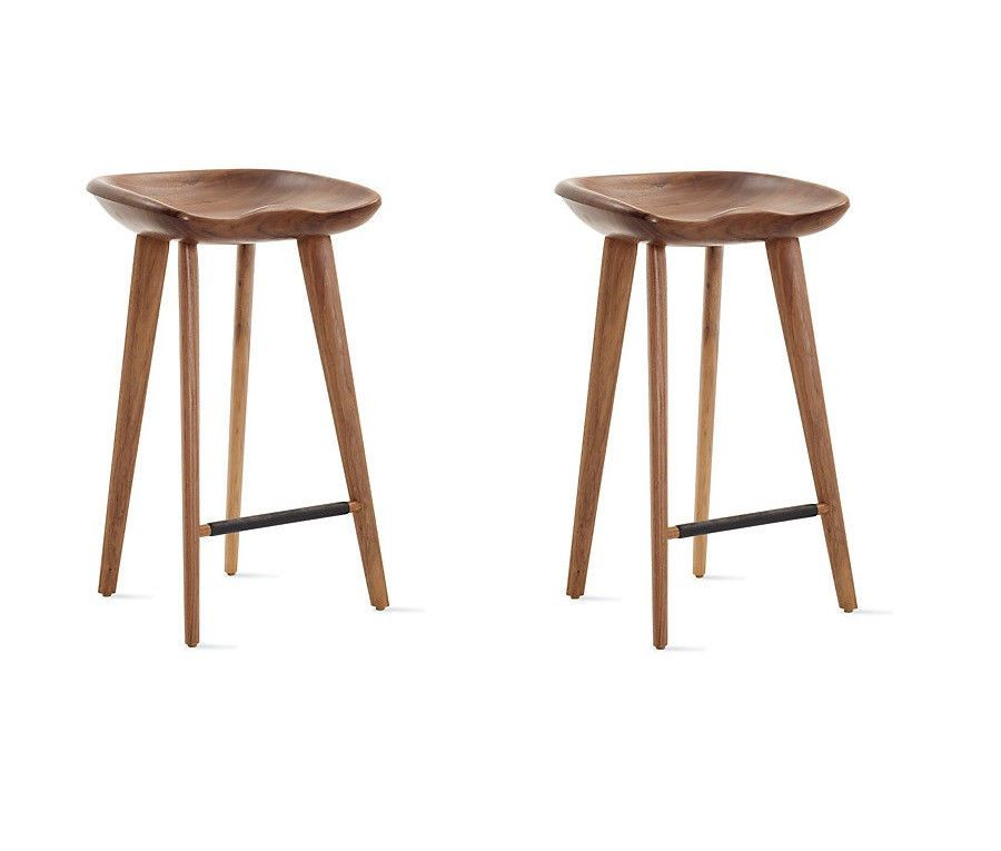 Cool Details About Authentic Muuto Nerd Counter Stool Set Of 2 Onthecornerstone Fun Painted Chair Ideas Images Onthecornerstoneorg