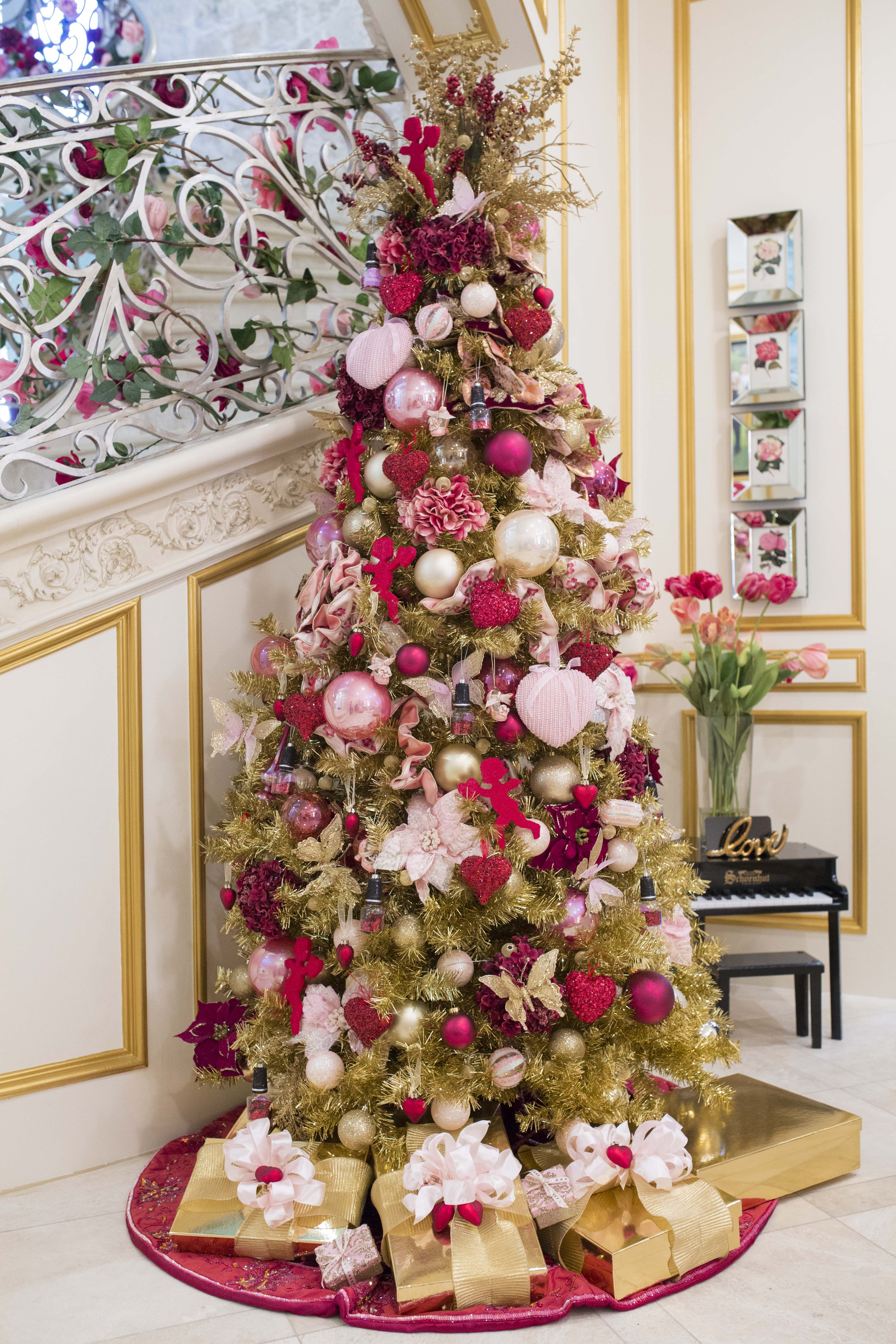 Why Take Down The Christmas Tree When You Can Repurpose It For