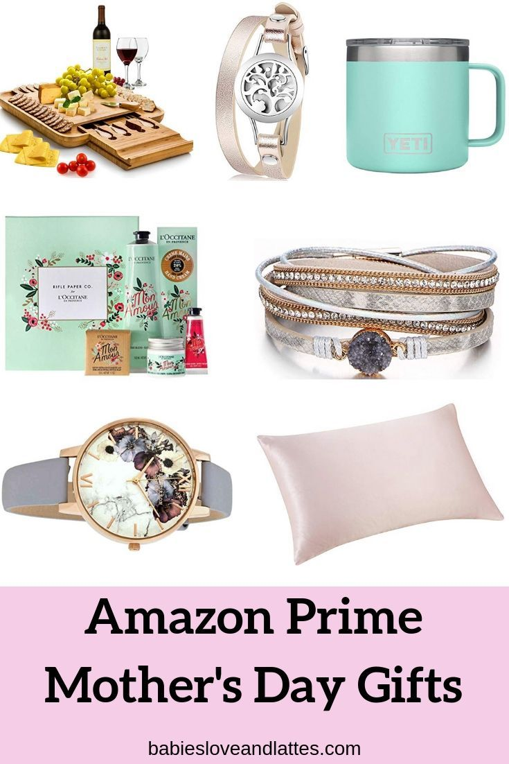 Amazon prime mothers day gifts if youre a last minute