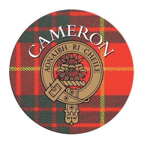 Clan Cameron, their Castle and information.