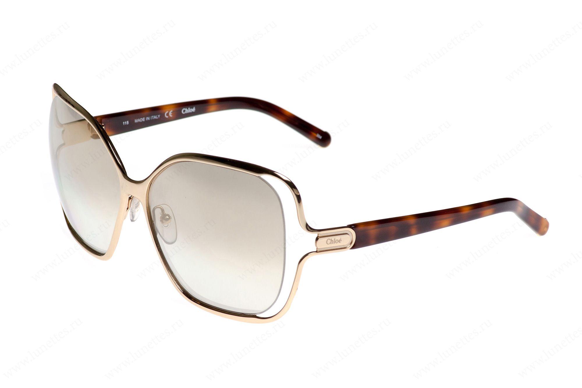 d0b8a78e560e Купить солнцезащитные очки Chloe 108S 757 в интернет-магазине