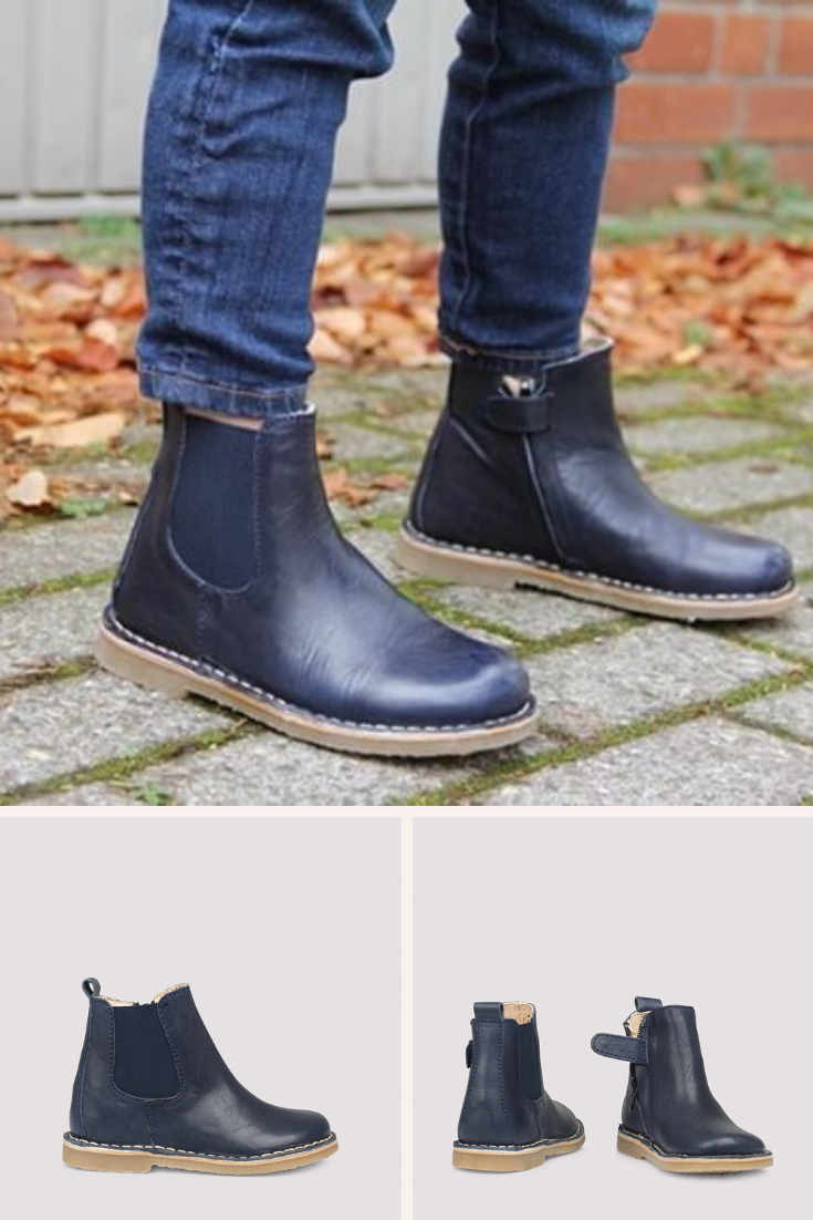 Ankle Boot - Navy in 2020 | Kids ankle