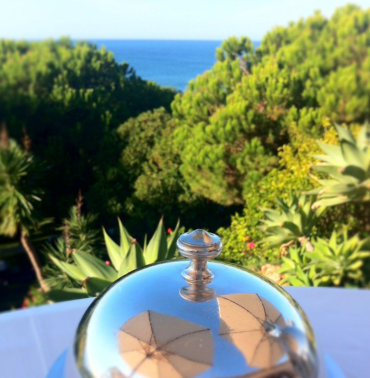Breakfast at Vila Joya, Algarve, Portugal