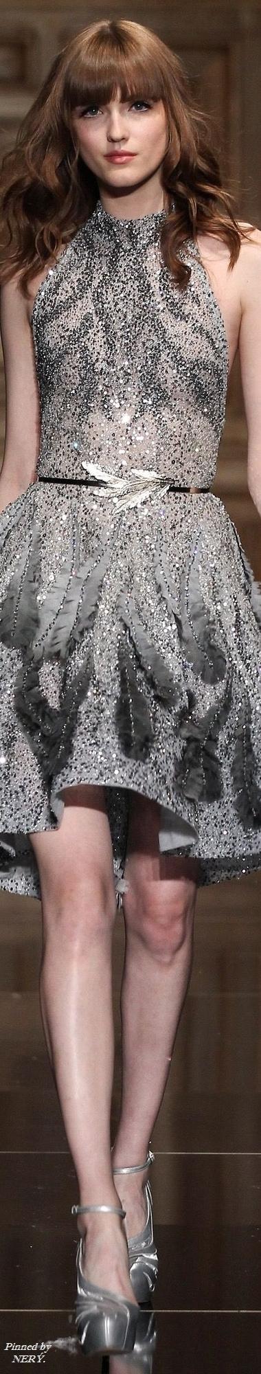 Tony Ward Fall-Winter 2016/2017 Couture