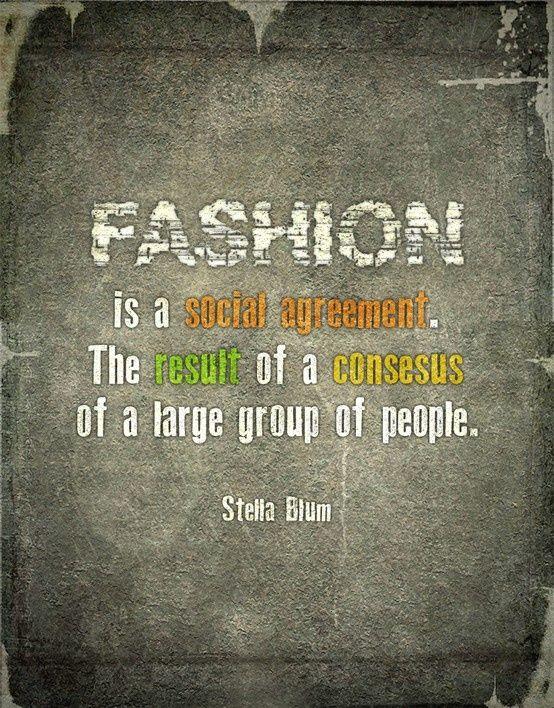 Fashion Quotes Fashion quotes, Stylish words, Fashion genius
