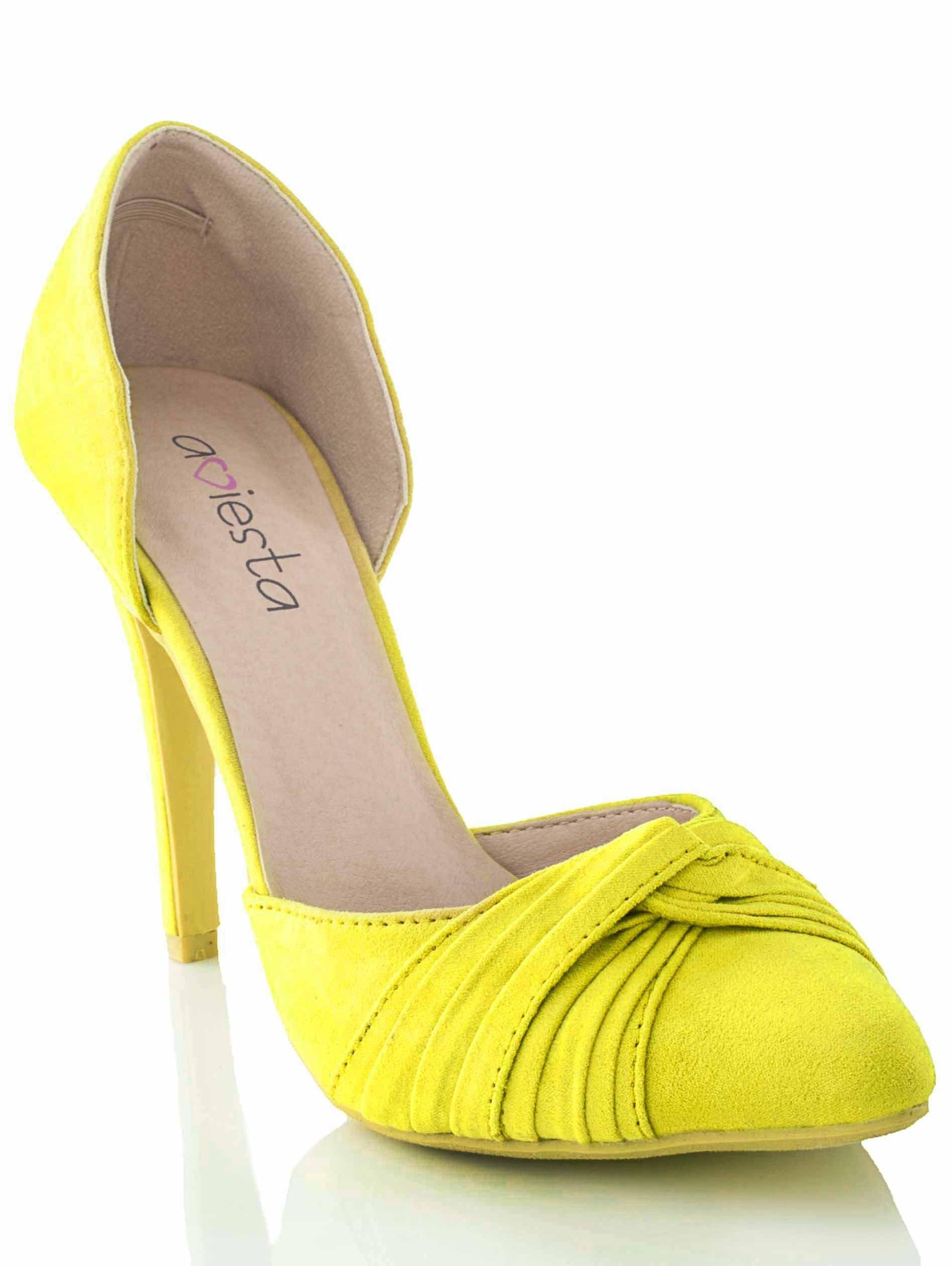 Amarillos y Aryanna Acentúa sin con atuendo perder sensuales los Zapatos tu  estilo comodidad sofisticado qwwO6a a26e3813cd2