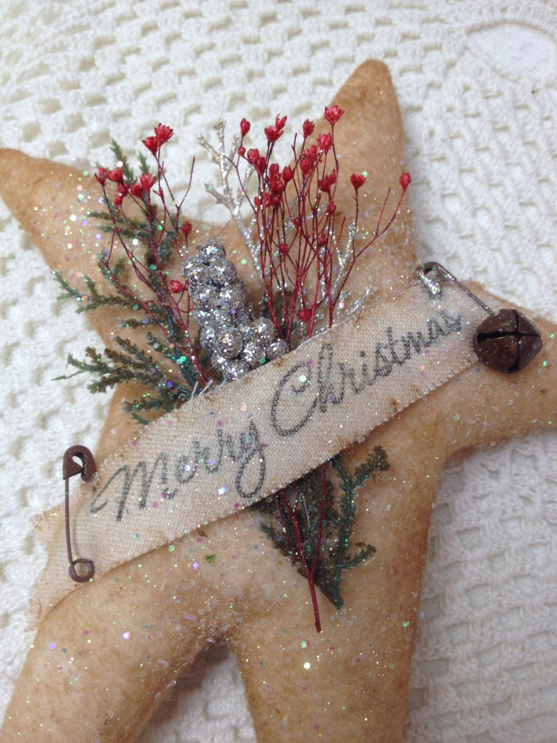 primitive christmas star by nettiesetsy on etsy httpswwwetsycom - Primitive Christmas Crafts