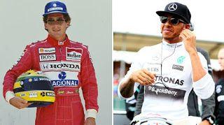 Blog Esportivo do Suíço:  Em Cingapura, Hamilton pode igualar duas marcas do ídolo Senna na F-1