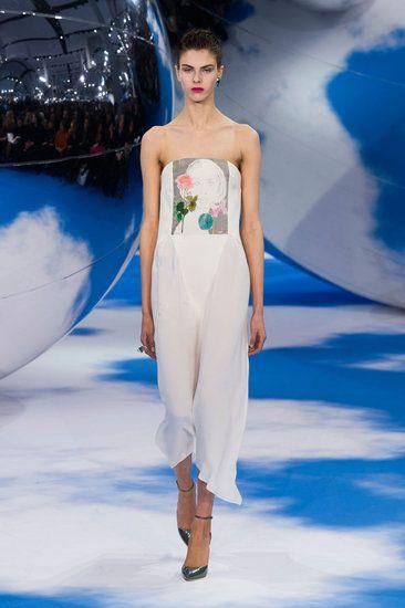Christian Dior Runway Review   Fashion Week Fall 2013
