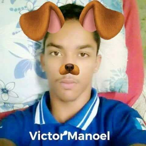 Victor Manoel Pereira felix: Victor Manoel