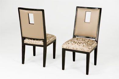 6806 Side Chair Bausman Company Side Chairs Dining Chairs