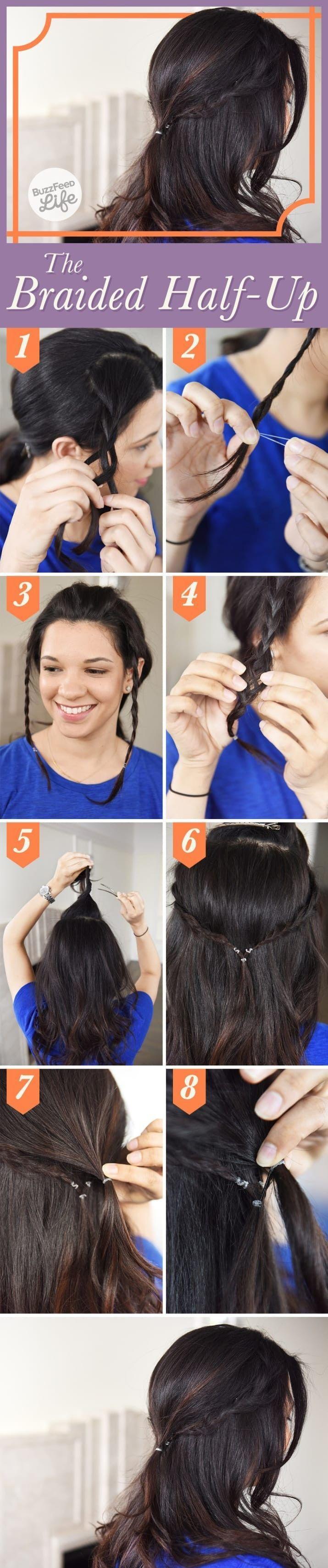 50 Genial Geflochtene Frisuren Fur Kurzes Haar Step By Step Dailymotion Hair Styles Braids For Short Hair Cool Hairstyles