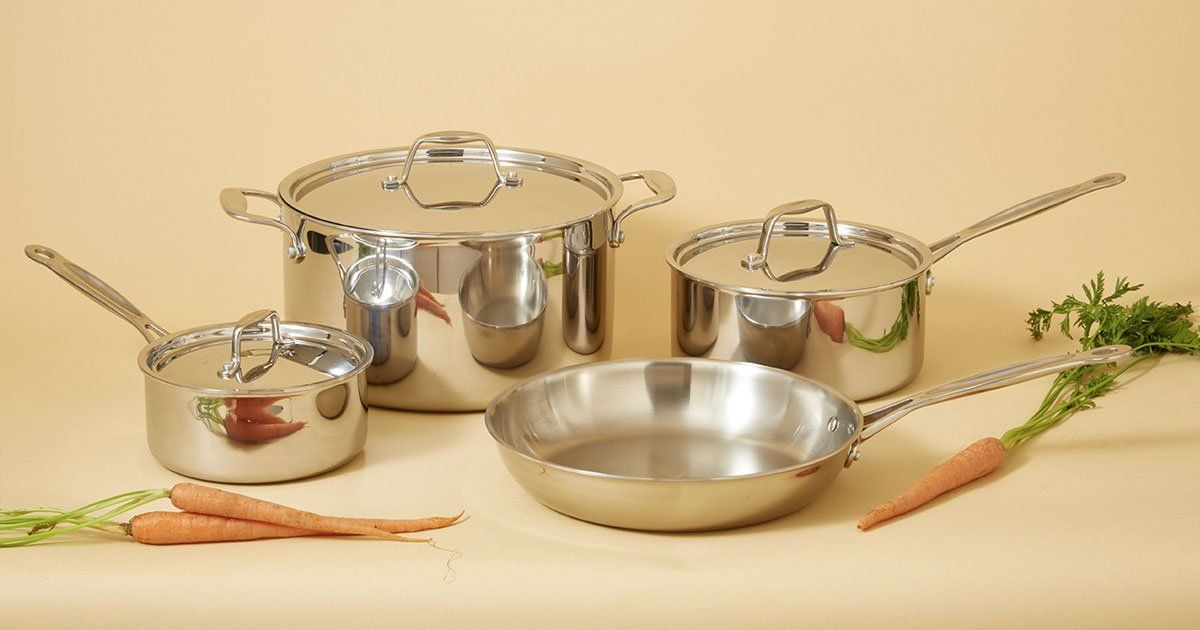 Cookware Set Cookware Set Stainless Steel Cookware Cookware