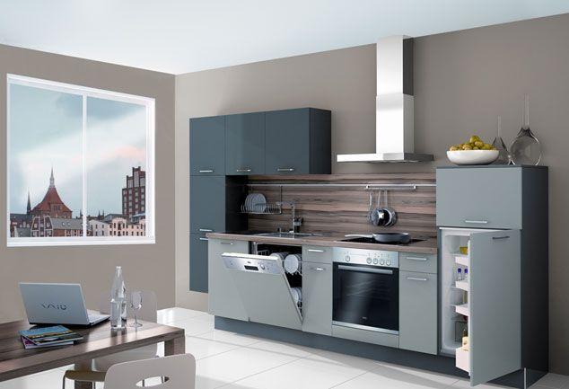 Keuken Kleur Veranderen : Häcker front is leverbaar in kleuren spaanplaat met