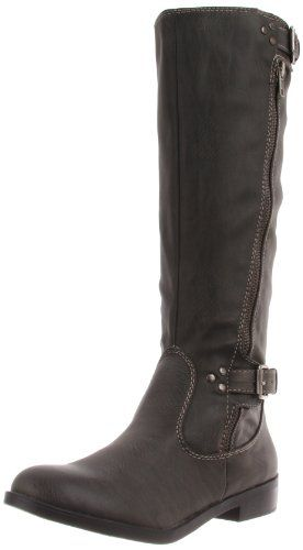 4dc403c0a6189 Amazon.com: R2 Women's Hanna Flat Boot: Shoes | Love the Look | Flat ...