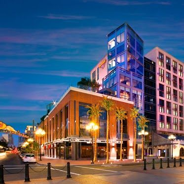 Rock Star Suites Rooftop Pool U And The Hottest Nightlife In Gaslamp Quarter Downtown Live It Up At Hard San Go Hotel