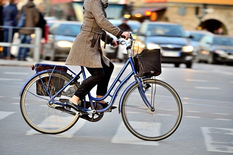 Kalorienverbrauch Beim Radfahren Mit Dem Fahrrad Schnell Und