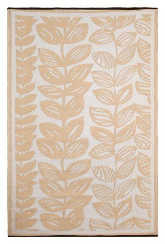 Fab Habitat 4 Feet By 6 Feet Male Indoor Outdoor Rug Cream And Beige By Fab Habitat Fab Rug 49 00 Woven From Outdoor Plastic Rug Fab Habitat Indoor Rugs