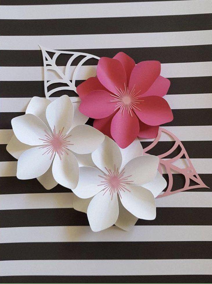 картинки поделок цветов из бумаги задача прически