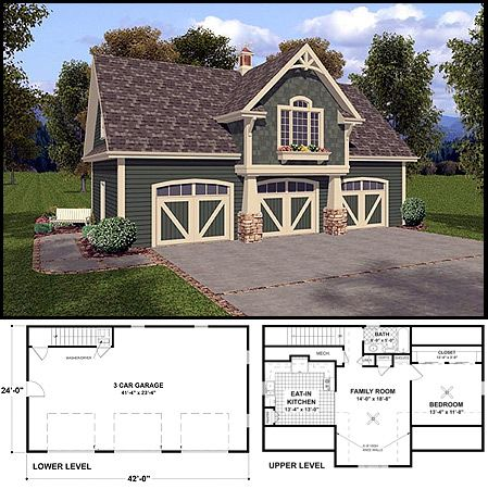 Dreams Of Grandeur Three Car Garage Pants In A Can Carriage House Plans Craftsman Style House Plans Craftsman House Plans