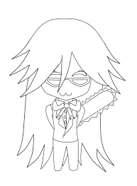 black butler chibi coloring pages - Google Search | print ...