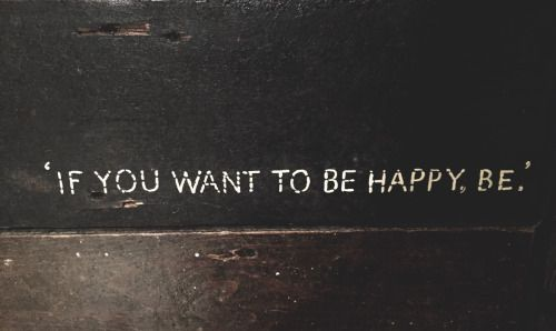 Wenn Du Glücklich Sein Willst Sei Es Schlaue Sprüche