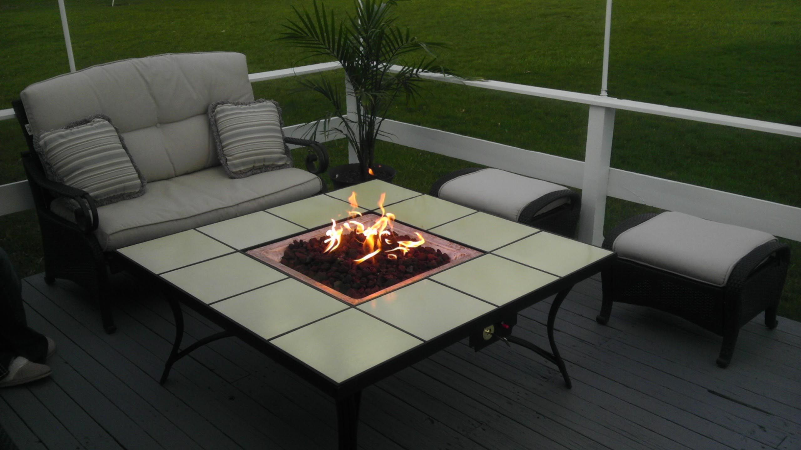 Diy propane fire pit kit propane fire pit kit fire pit backyard diy fire