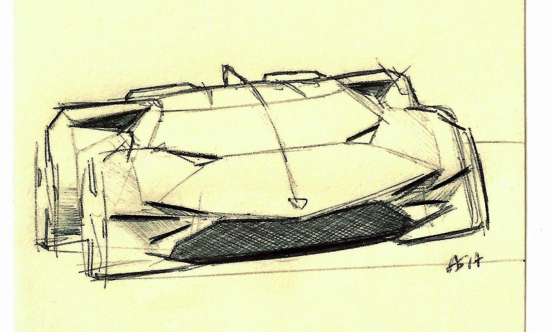 0ef07820679031.5a16970cf126b.jpg (1937×1168) | Car design sketch ...