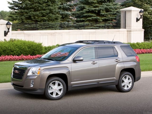 Newton Ks 2012 Gmc Terrain Slt 2 New Suv Wichita Ks Midway