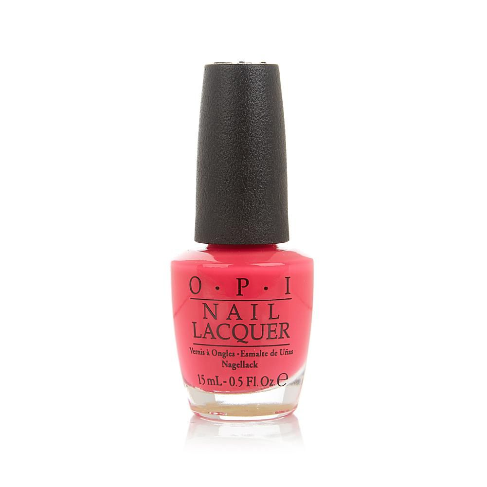 OPI Tru Neons Nail Lacquer - Precisely Pinkish | Neon nails, OPI and ...