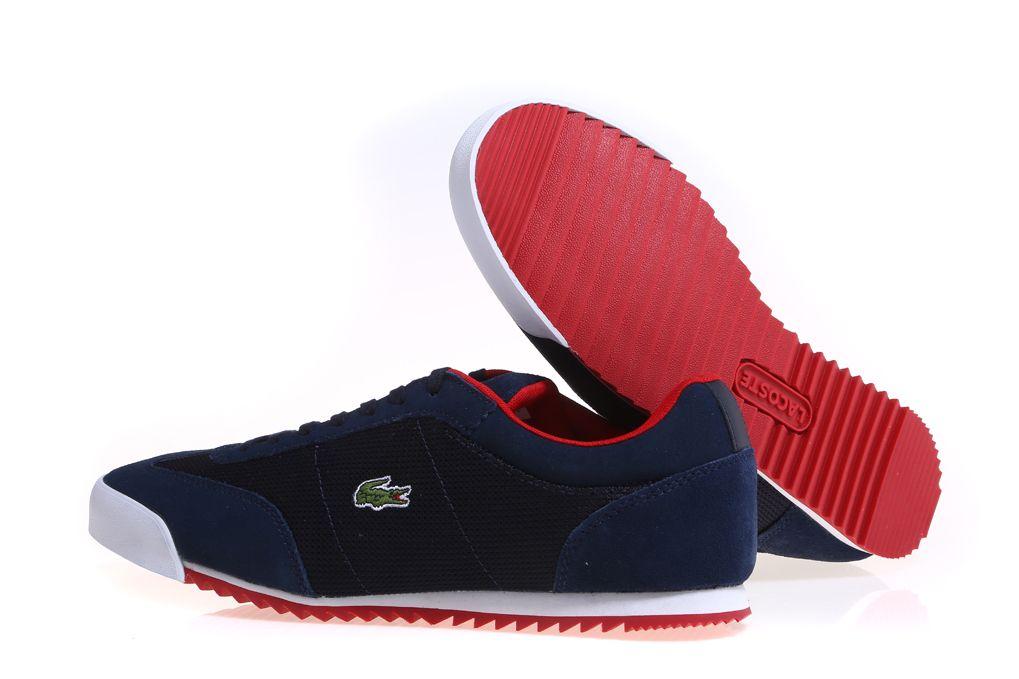 fafb96c6fb9 LACOSTE ROMEAU 116 1 Zapatillas Azules