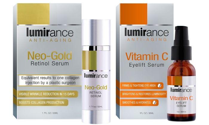 Vitamin c or retinol