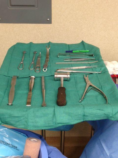 Hip Nailing Set-up Surgical Tech Hip Surgery Random - surgical tech job description