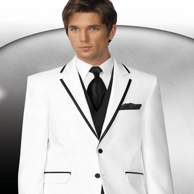 White Coat And Tie