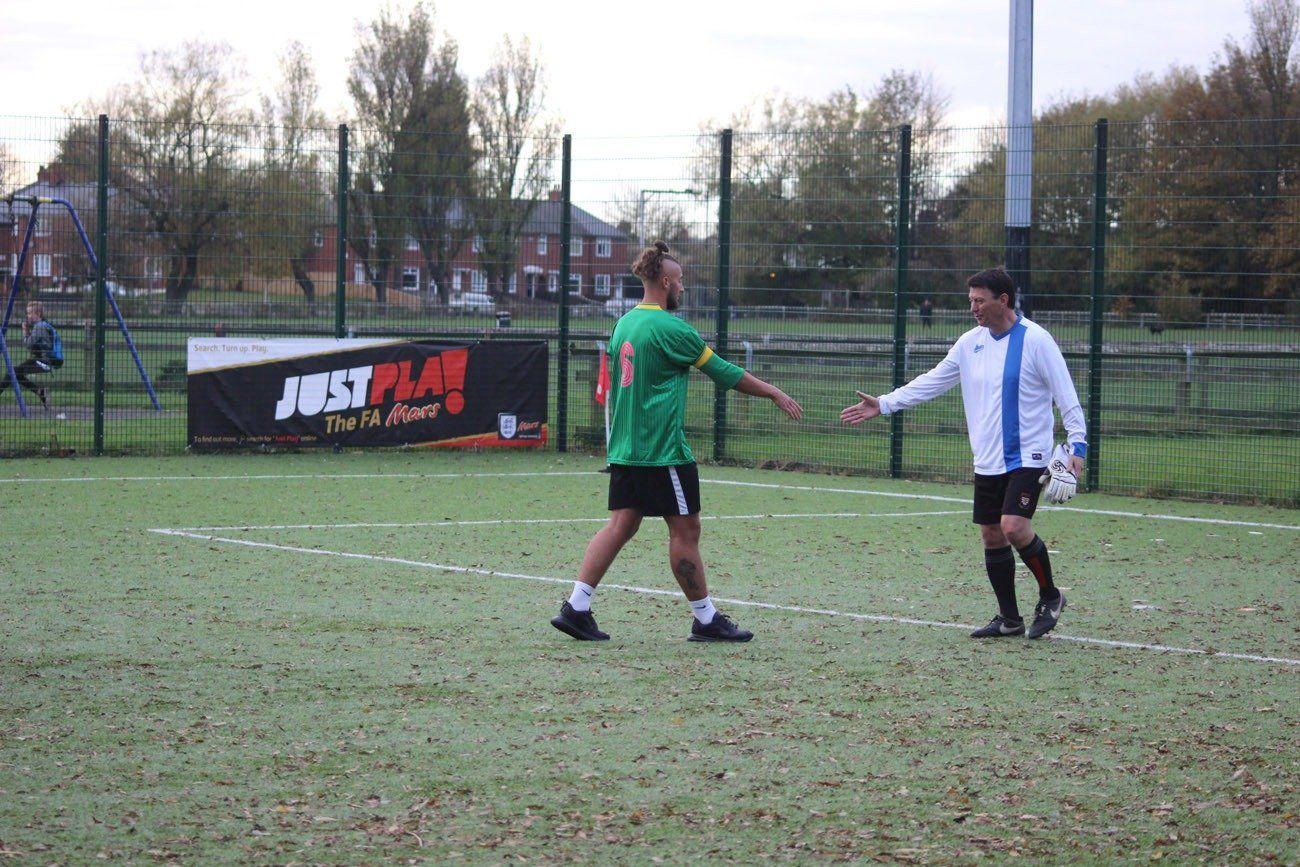 Pin on Walking Football