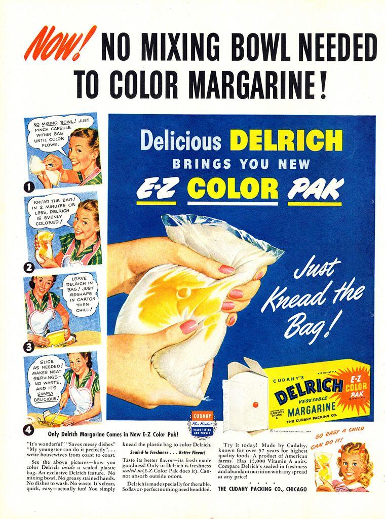 Delrich Vegetable Margarine   Flickr - Photo Sharing!