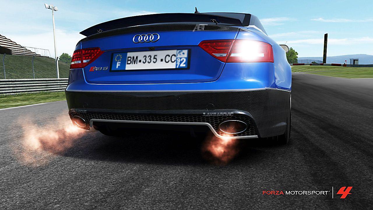 Audi RS5 from Forza Motorsport 4 Audi motorsport, Forza