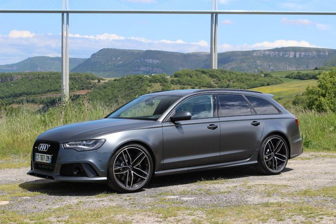 audi rs6 avant en avant premi re les photos de l 39 essai audi rs6 audi a6 rs and cars. Black Bedroom Furniture Sets. Home Design Ideas