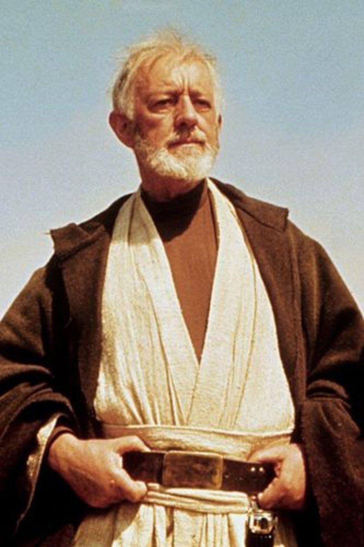 Obi Wan Kenobi A New Hope Star Wars Pinterest Obi Wan Star
