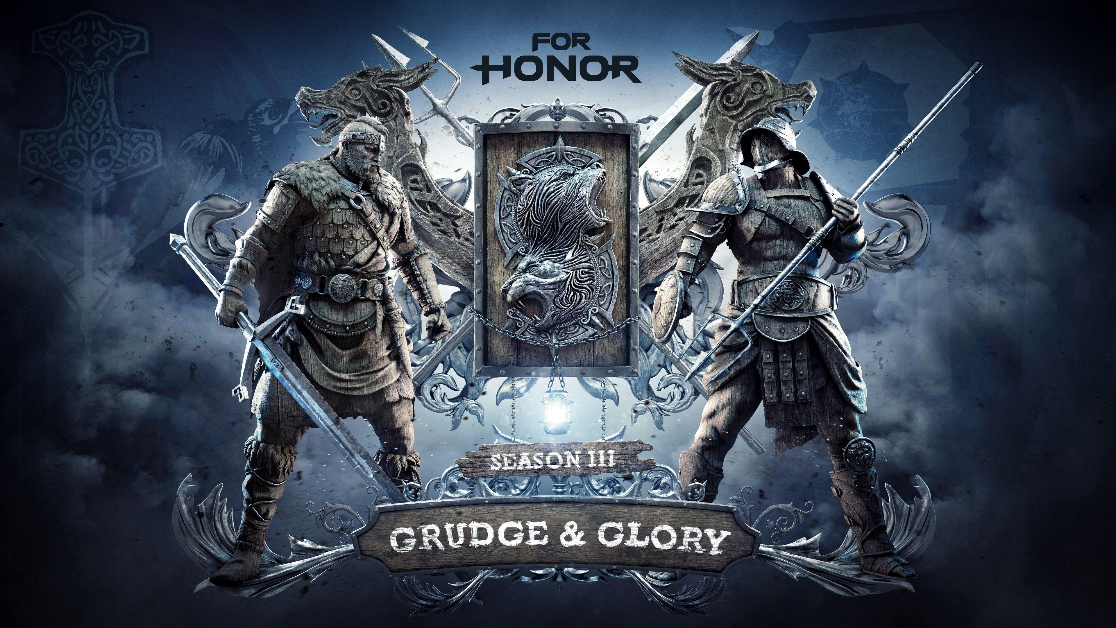 3840x2162 For Honor 4k Interesting Wallpaper Hd Poster Seasons Honor