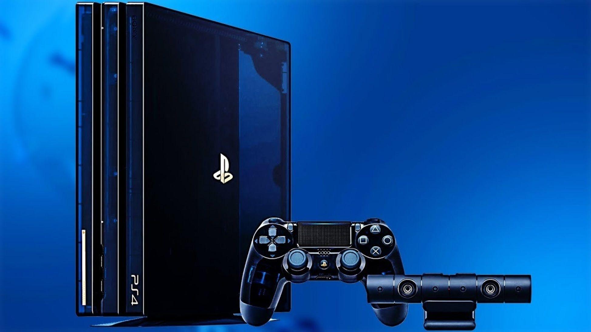 Sony Lanca Versao Transparente Do Playstation 4 Pro Veja Mais No Link Na Descricao Playstation4pro Playstation4 Ps4 Ps4 Pro Console Playstation Ps4 Console