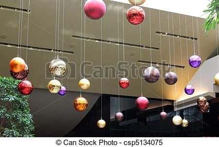 Decorative Balls To Hang From Ceiling Image Result For Hanging Baubles From The Ceiling  Christmas