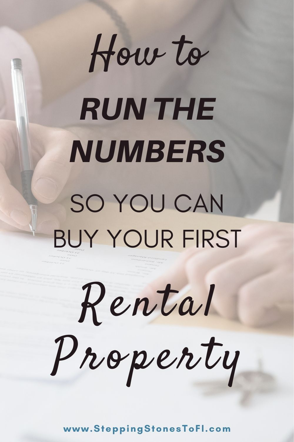 How To Analyze Your First Rental Property