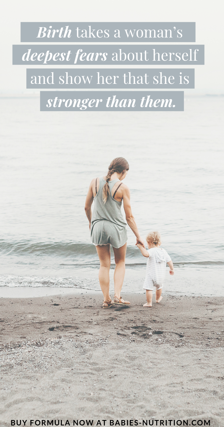 A sweet quote about motherhood  New mom quotes  #pregnancy quotes