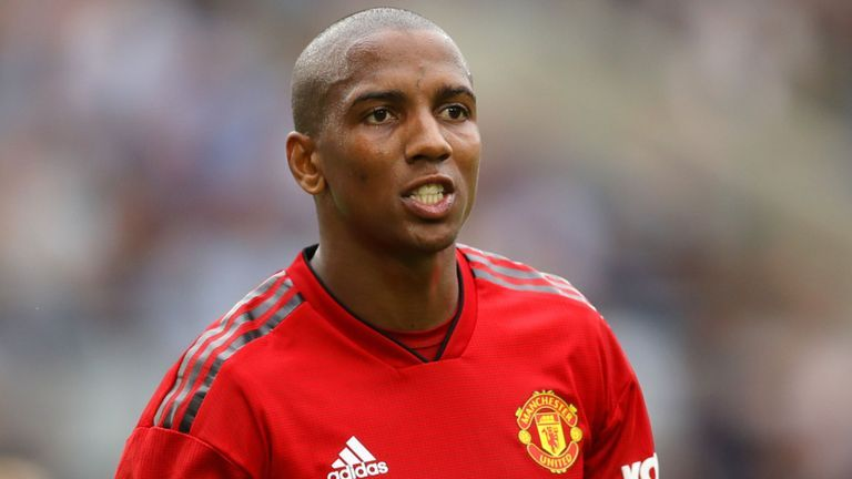 By Sky Sports News Last Updated 06 02 19 2 27pm Ashley Young Is Close T