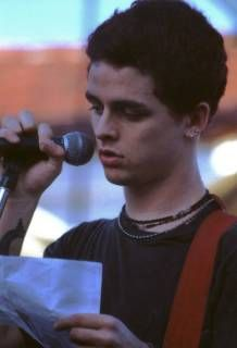 Young Billie Joe Armstrong! ♥