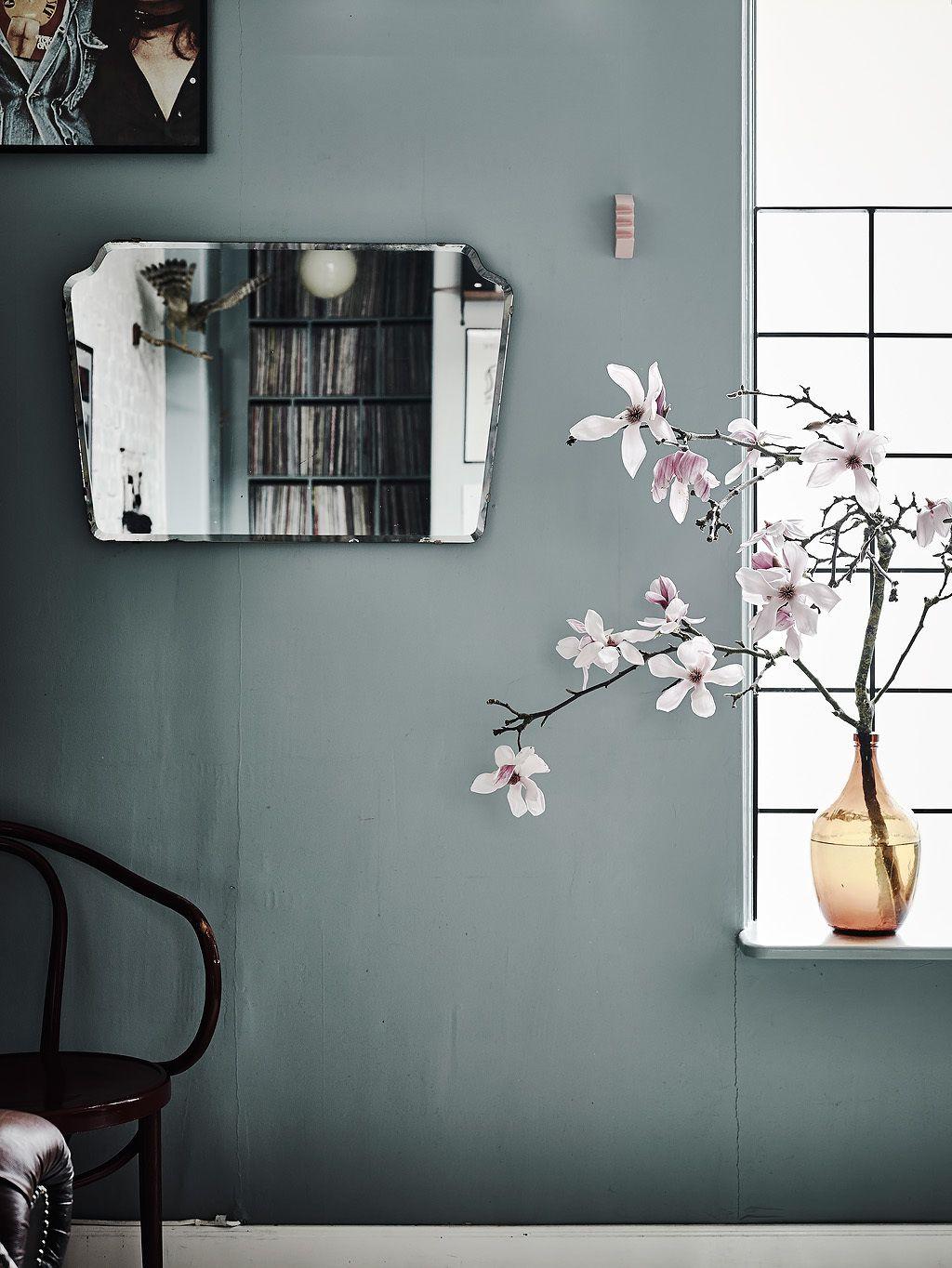 specchio 4 | Soggiorno eclettico, Specchi vintage, Casa ...