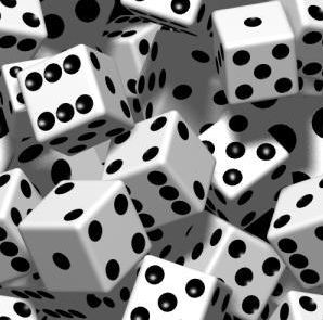 Throw dice in with any math station and kids are pumped - here's a ton of dice games!