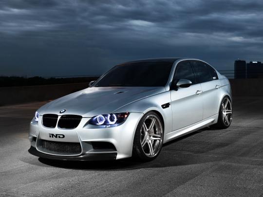 """IND BMW M3 Sedan """"Silver Ghost"""" (E90) '2012 in 2020 Bmw"""